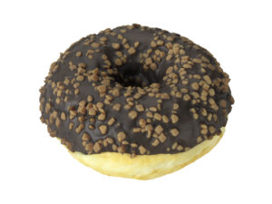 Chocolate Donut #1