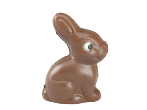 Chocolate Bunny #1
